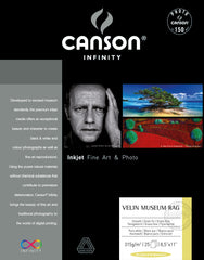 Canson Velin Museum Rag - 315gsm