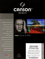 Canson Edition Etching Rag - 310gsm
