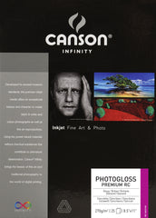 Canson PhotoGloss Premium RC  - 270gsm