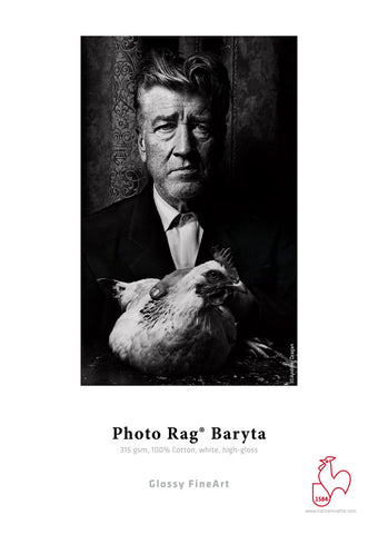 Hahnemuhle Photo Rag Baryta 315gsm Sample (MPN: 12643197)