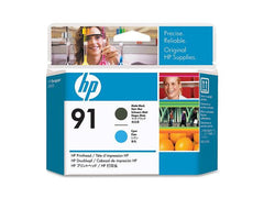 HP Print Head - Matte Black and Cyan (MPN: C9460A)