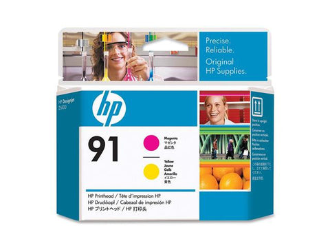 HP Print Head - Magenta and Yellow - C9461A