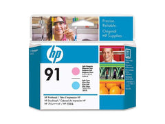 HP Print Head - Light Magenta and Light Cyan  (MPN: C9462A)