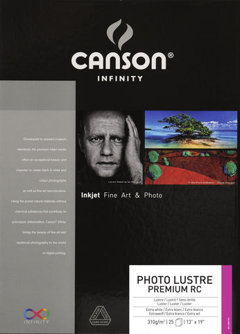 Canson Photo Lustre Premium RC - 310gsm