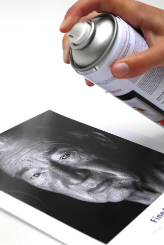 Hahnemuhle Protective Spray – aerosol. Protection for fine art paper (MPN: 11640702)