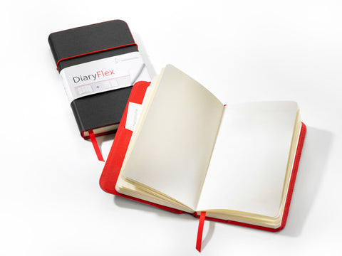 Hahnemuhle Diary Flex Refillable Notebooks with paper included
