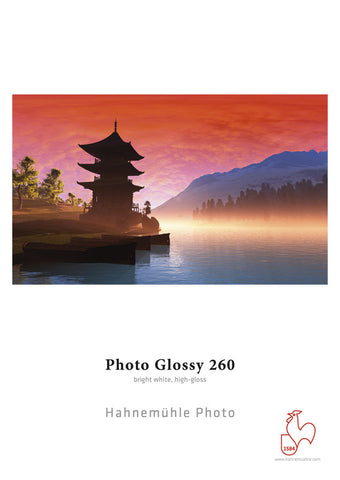 Hahnemuhle Photo Glossy 260 gsm