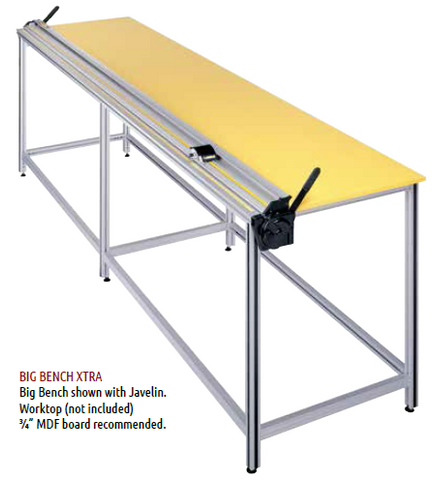 Foster Keencut Big Bench XTRA Only (*worktop not included)