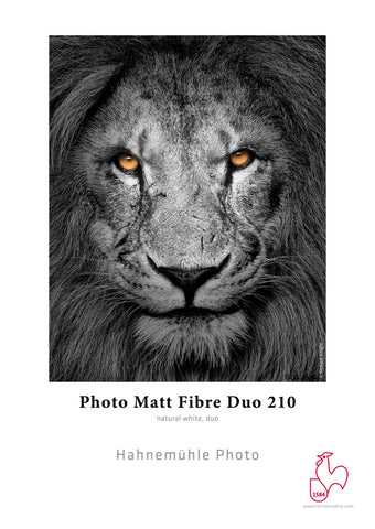 Hahnemuhle Photo Matt Fibre Duo 210 gsm