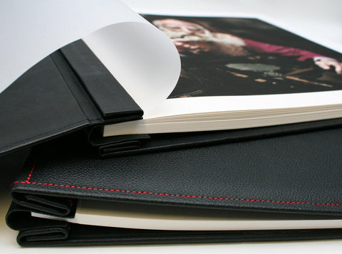 Hahnemuhle FineArt Inkjet Leather Albums Refill - Photo Rag Duo (sheets only) (MPN: 10640755)