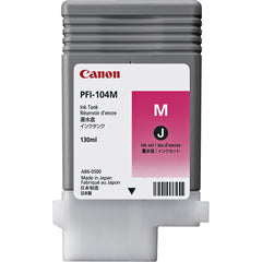 Canon 130ml PFI-107M Ink Tank Cartridge (MPN: 6707B001AA)