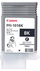 Canon 130mL Black Ink Tank Cartridge - PFI-101BK (MPN: 2212B001AA)