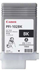 Canon PFI-102BK Ink Tank Cartridge