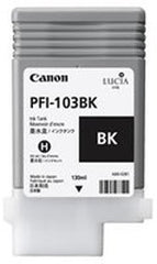 Canon 130mL Black Ink Tank Cartridge - PFI-103BK (MPN: PFI-103BK)