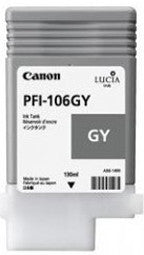 Canon PFI-106GY Ink Tank Cartridge