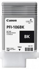 Canon 130mL Black Ink Tank Cartridge - PFI-106BK (MPN: 6621B001AA)