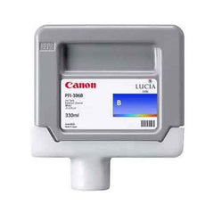 Canon 330mL Blue Ink Tank Cartridge - PFI-306B (MPN: PFI-306B)