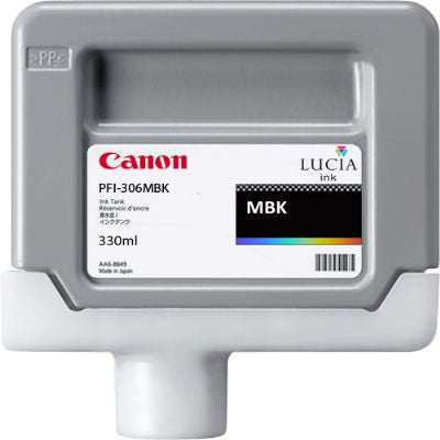 Canon PFI-306MBK Ink Tank Cartridge