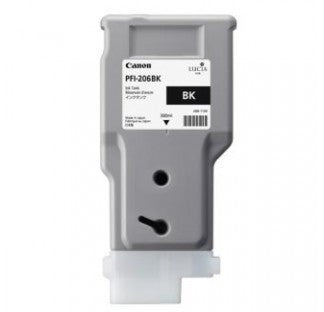 Canon PFI-206BK Ink Tank Cartridge