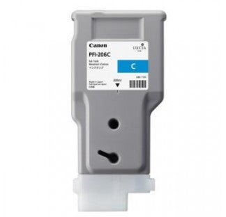 Canon PFI-206C Ink Tank Cartridge