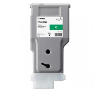 Canon PFI-206G Ink Tank Cartridge