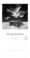 Hahnemuhle Photo Rag Ultra Smooth 305 gsm - Sheets