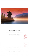 Hahnemühle Photo Glossy 290 gsm - Sheets