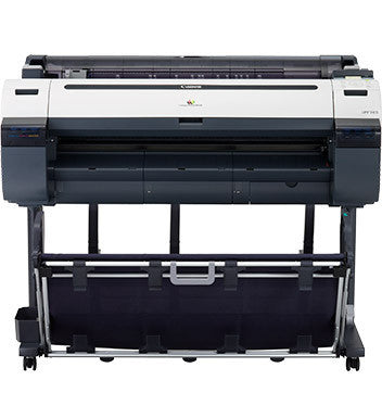 Canon iPF785 Front View of printer