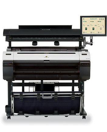 Canon iPF750 MFP M40 Front View of printer