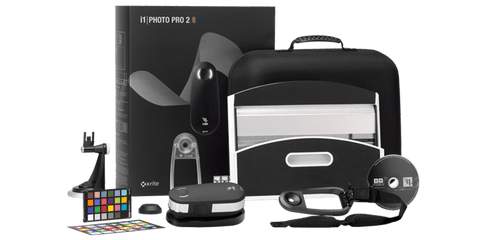 X-Rite i1Photo Pro 2 Spectrophotometer (MPN: EO2PHO 420-025-041)