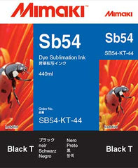 Mimaki Sb54 Black ink 440ml (MPN: SB54-KT-44-1)