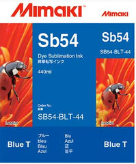 Mimaki Sb54 Blue ink 440ml (MPN: SB54-BLT-44-1)