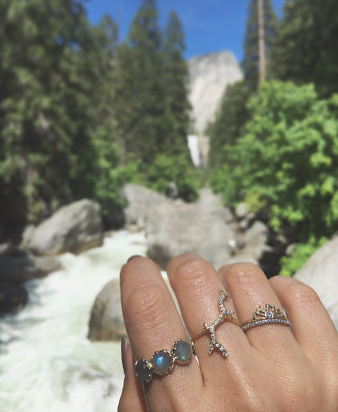 Mist Trail with some Misa Jewelry