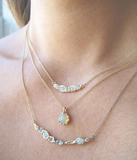 Ama Mermaid Necklace
