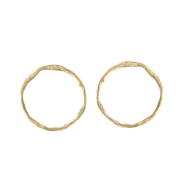 Full Circle Small Hoops