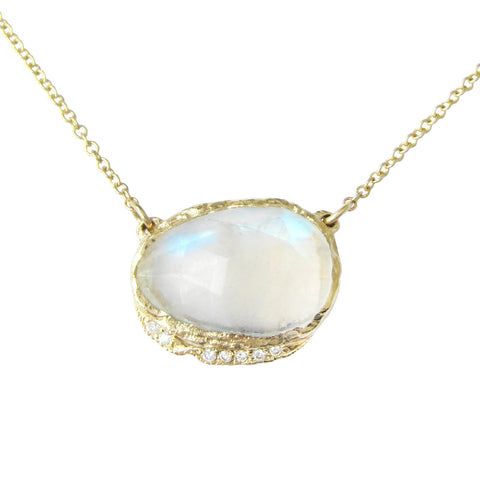 Moonstone Hidden Cove Necklace