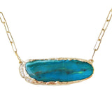 Peruvian Opal Hidden Cove Necklace