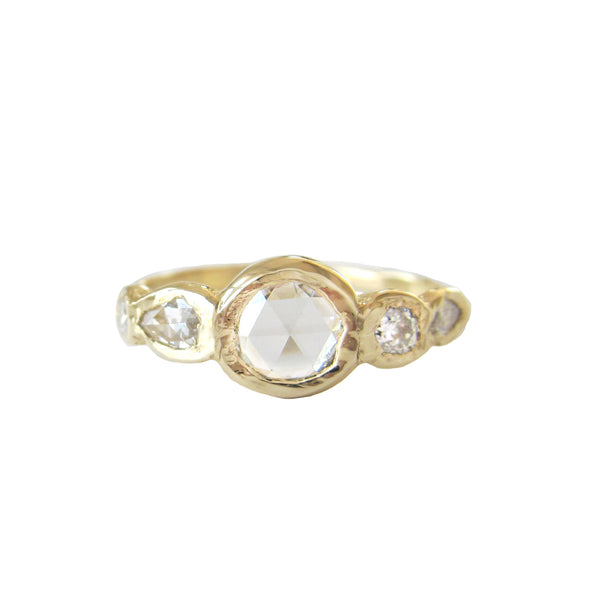 Journey Rosecut Diamond Ring
