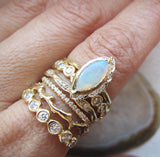 Native Opal Ring