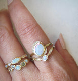 Lookout Point Opal Ring