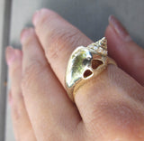 Queen's Conch Ring