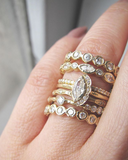 Marquis Eternity Ring