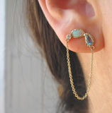 Ama Arch Mermaid Earrings