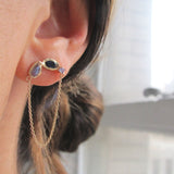 Ama Arch Unicorn Earrings