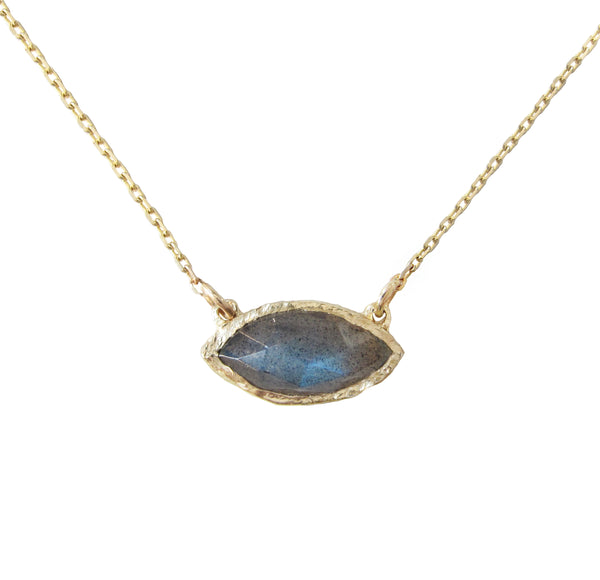 Tribe Labradorite Necklace
