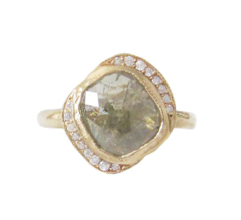 Rustic Cove Ring