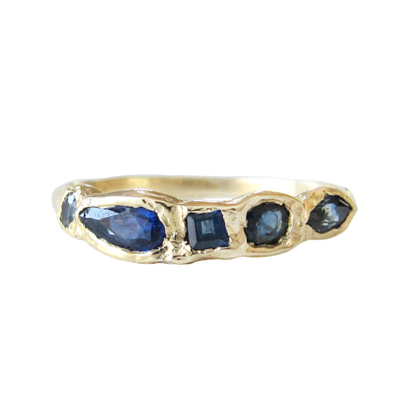 Journey Treasure Sapphire Ring