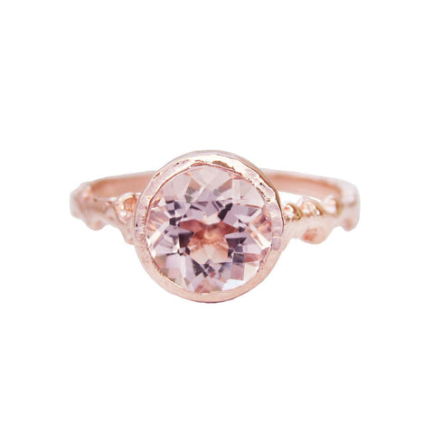 Morganite Bloom Ring