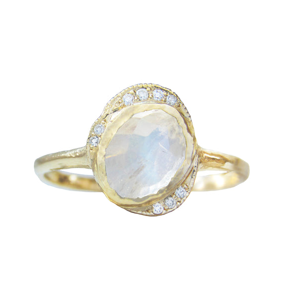 Oasis Moonstone Ring