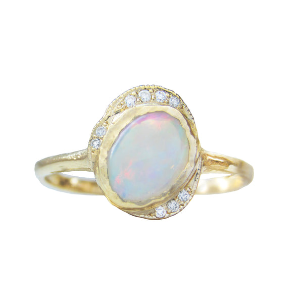 Oasis Opal Ring